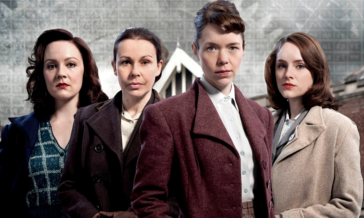 The Bletchley Circle, con pelos y señales